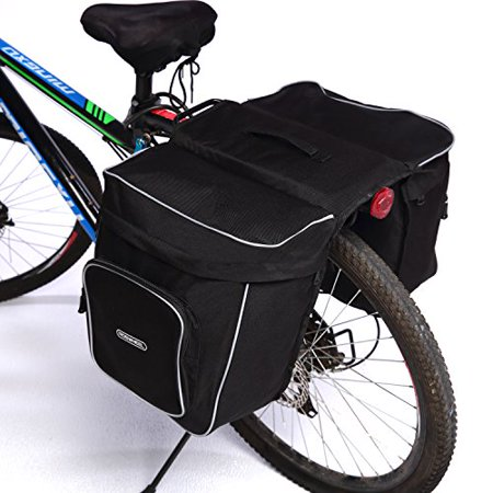 Cycle Source M-Wave Double 'Day Tripper' Pannier