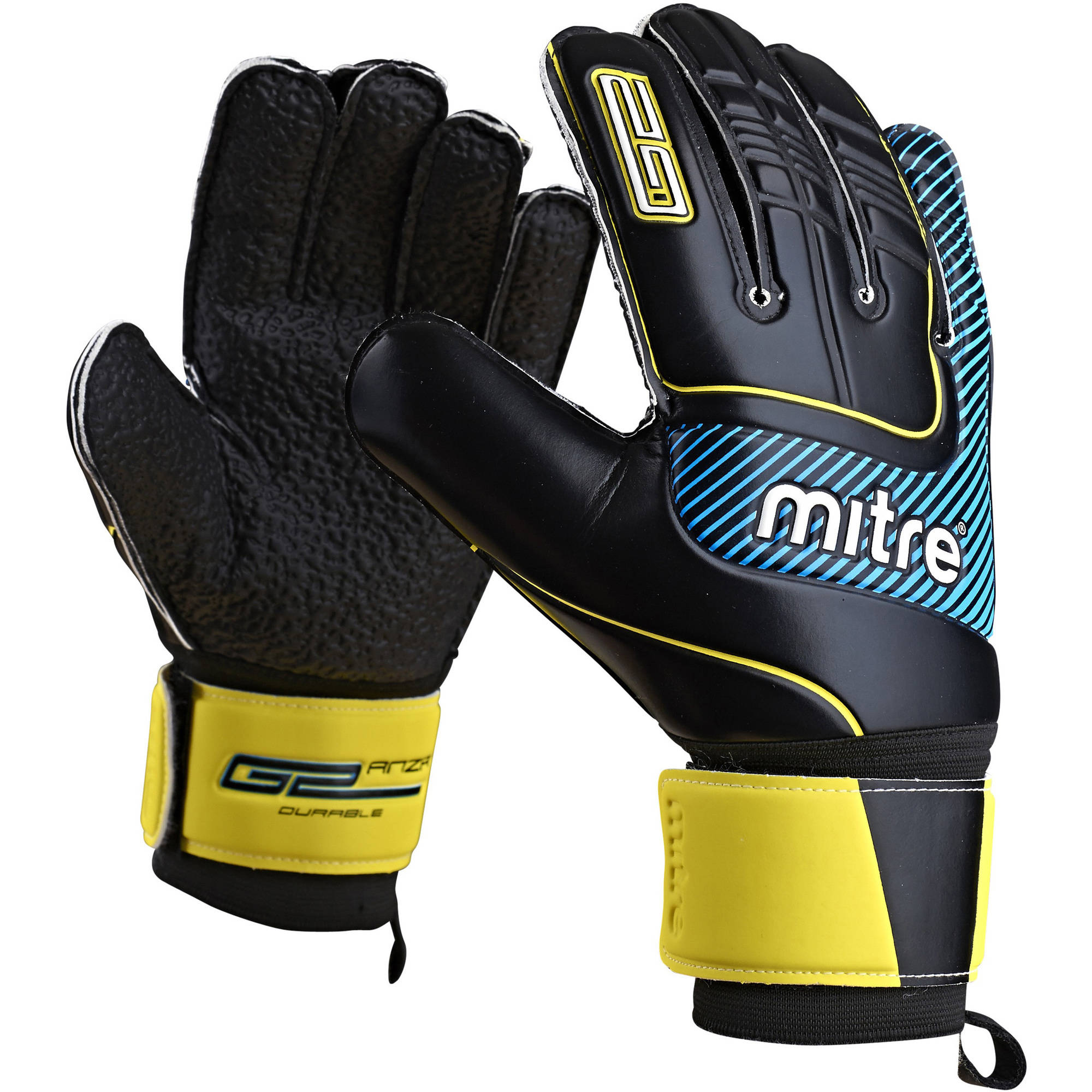 Mitre Anza G2 Durable Goalie Glove