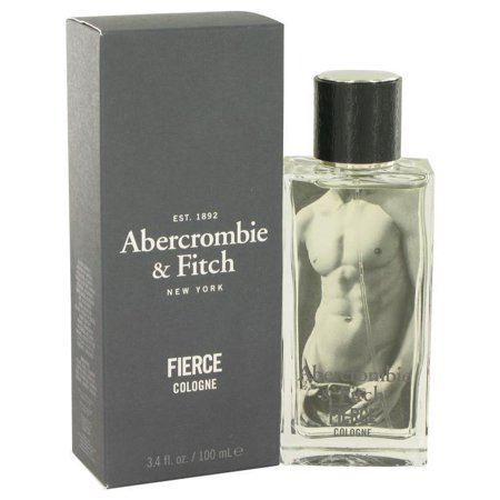 Abercrombie   Fitch Fierce 3 4 Oz   100 Ml Cologne For Men Sealed