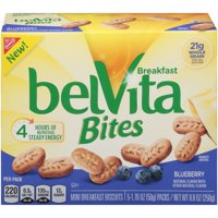 belVita Blueberry Breakfast Bites, 8.8 Oz.