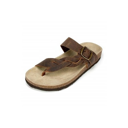 0cf20ba37236 Mountain Sole - Mountain Sole Womens US Size 8 Hollie Sandals