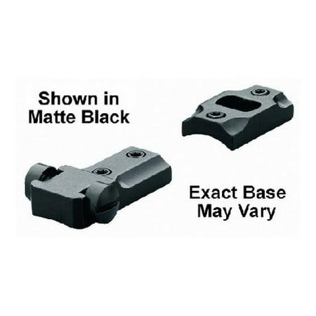 Wssm Matte (Leupold Standard Two Piece Base Winchester WSSM Gloss)