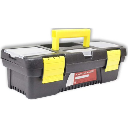 Stow Away Handy Small Tool Box, 11-Inches
