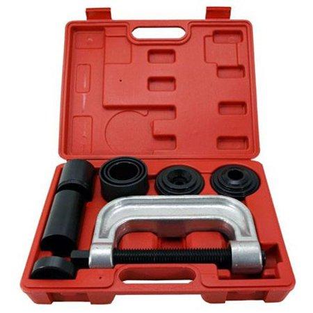 Anchor Pin Kit (Ktaxon Ball Join U-Joint C-Frame Press Service Kit 4WD Truck Brake Anchor Pin 4 in 1)