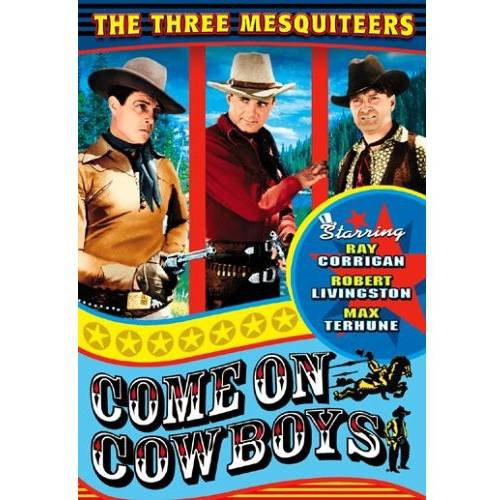 Come On, Cowboys! by ALPHA VIDEO DISTRIBUTORS
