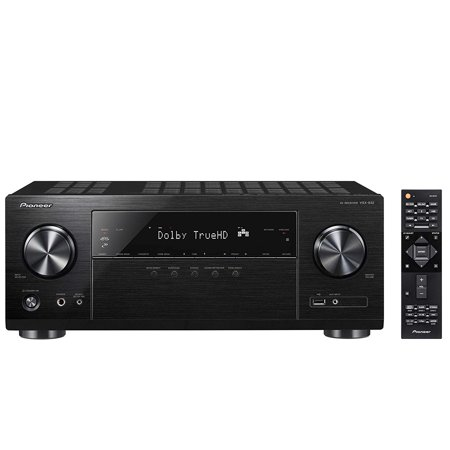 Pioneer VSX-832 5.1-Channel Network AV Receiver with Bluetooth Samsung Av Receivers