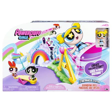 Powerpuff Girls Diy (Powerpuff Girls - Storymaker System - Rainbow Roll)