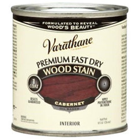 Varathane 262035 1-2 Pint Cabernet Fast Dry Wood Stain - image 1 of 1
