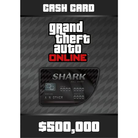 Grand Theft Auto Online - Bull Shark Card (PC)(Digital