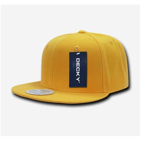 4cd412508373e Decky 350-GLD Vintage Snapback - Gold - image 1 of 1 ...
