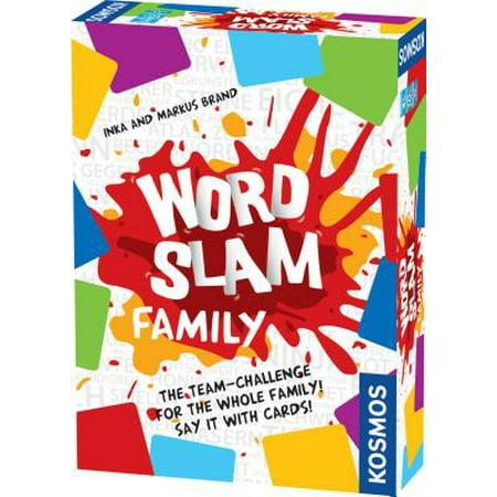 Word Family Games (Word Slam Family)