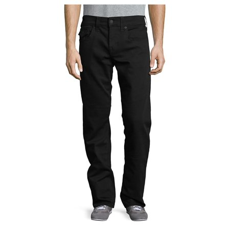 Geno W Flap Slim Straight Jeans