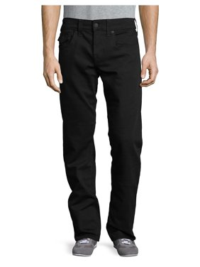 Geno W Flap Slim Straight Jeans