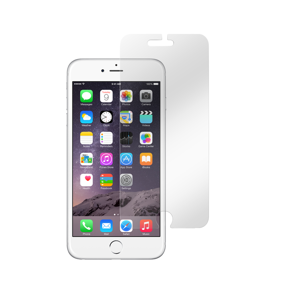 """Premium HD Clear LCD Glossy Guard Shield Screen Protector Guard for Apple iphone 6 4.7"""""""
