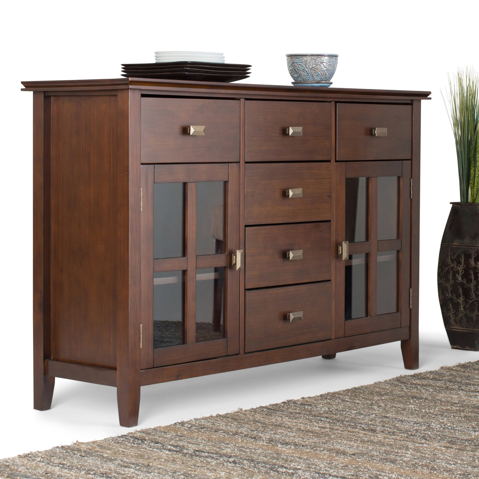 Simpli Home Artisan Sideboard Buffet by CCT Global Sourcing Inc