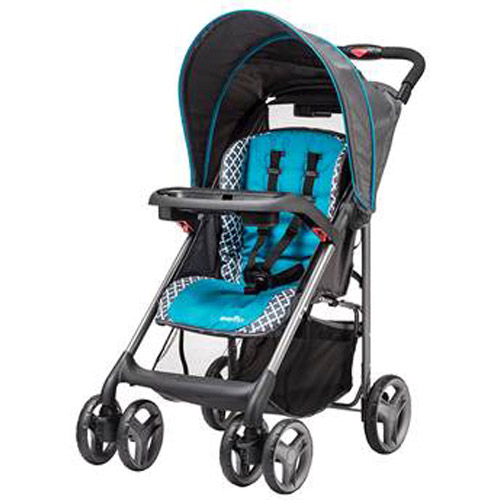 Evenflo JourneyLite Stroller Monaco