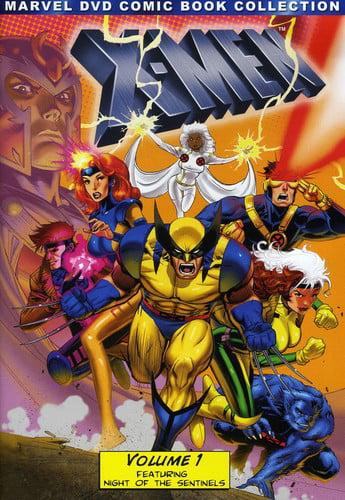 Marvel X-Men: Volume 1 by DISNEY/BUENA VISTA HOME VIDEO