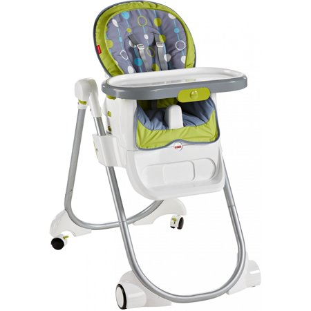 Heirloom High Chair - Fisher-Price 4-in-1 Total Clean High Chair