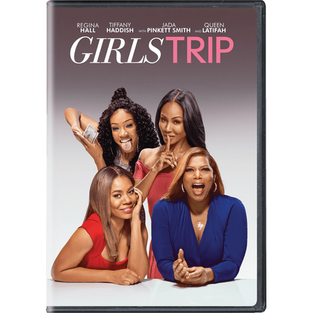 Girls Trip (DVD) - Pink Girl Movie
