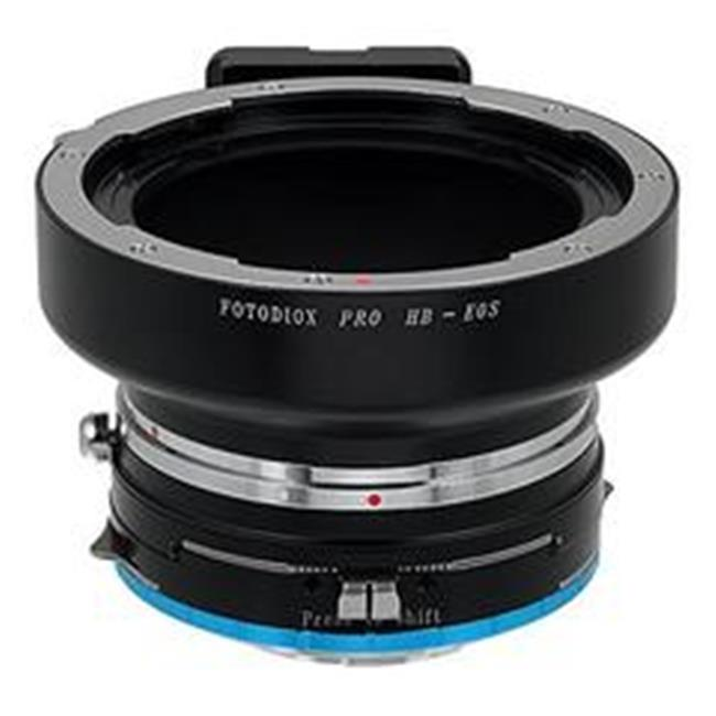 Fotodiox HBV-EOS-FXRF-P-Shft Pro Lens Mount Shift Adapter Hasselblad V-Mount SLR Lenses To FujiFilm X-Series... by Fotodiox