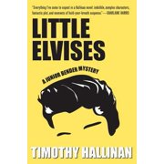 Little Elvises (Junior Bender #2) - eBook