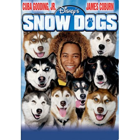 Snow Dogs (DVD) - Disney Halloween Movie Dogs