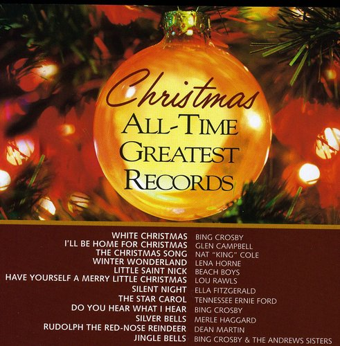 Vol. 1-Christmas All-Time Grea (CD)