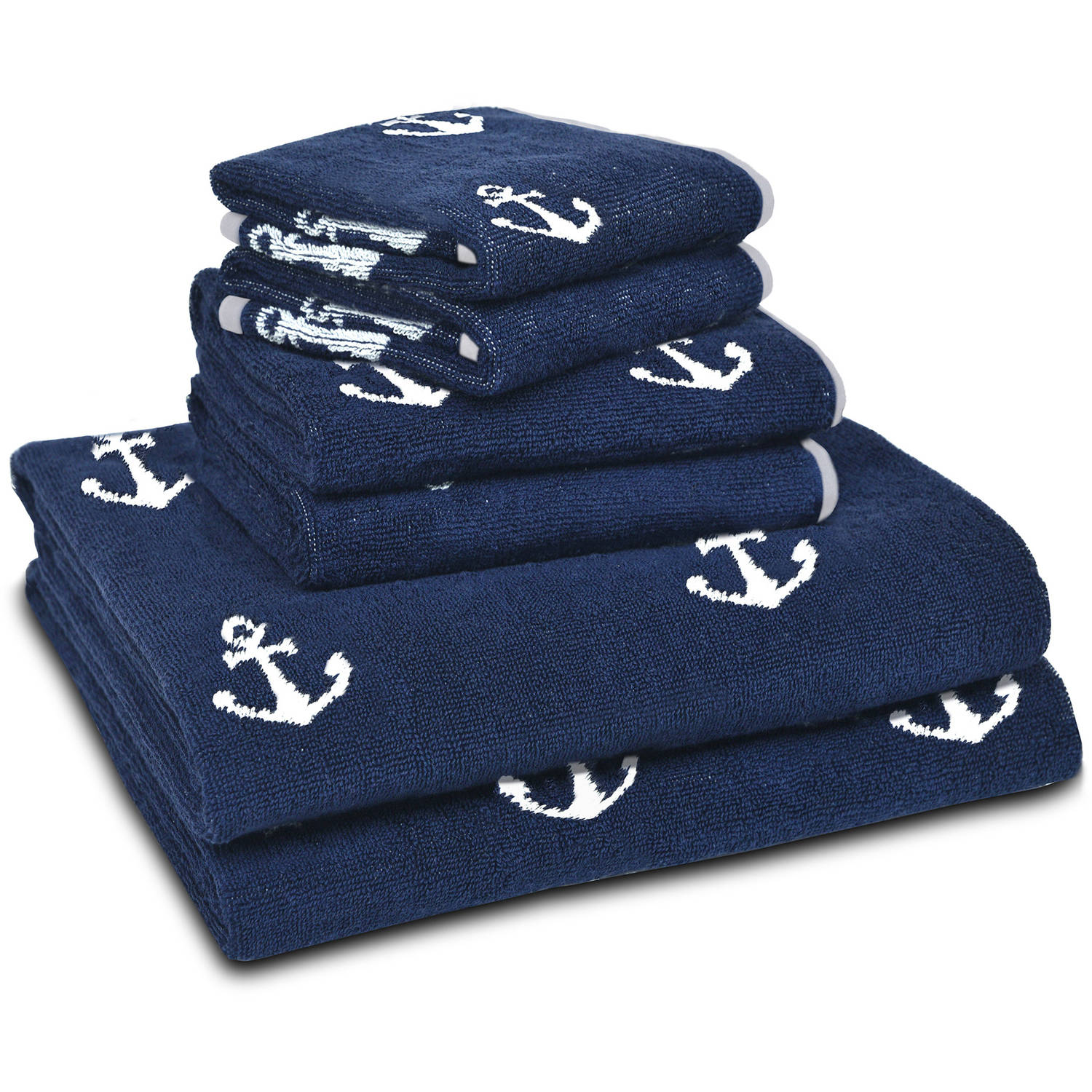 LaMont Home Anchors Towel Collection