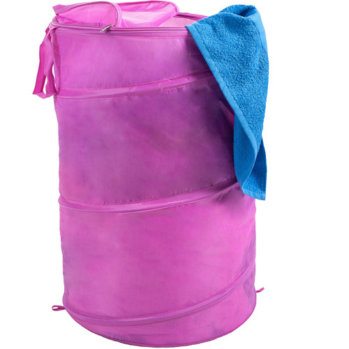 Lavish Home Breathable Pop-Up Laundry Clothes Hamper