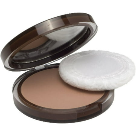 CoverGirl Clean Pressed Powder Compact, Creamy Beige  0.39