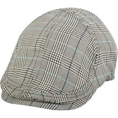 Mens golf driver hat grey plaid walmart mens golf driver hat grey plaid altavistaventures Image collections