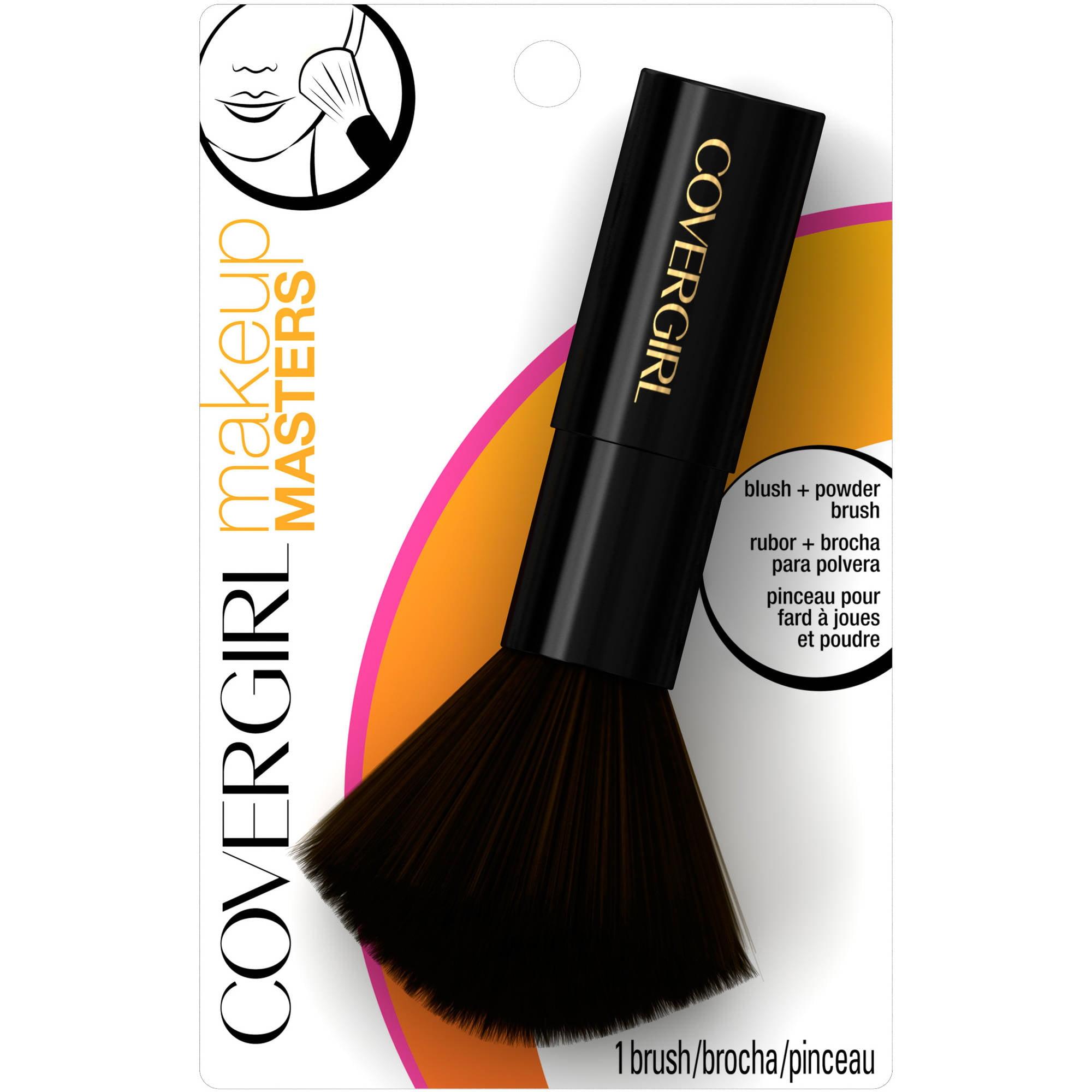 CoverGirl Makeup Masters Brush
