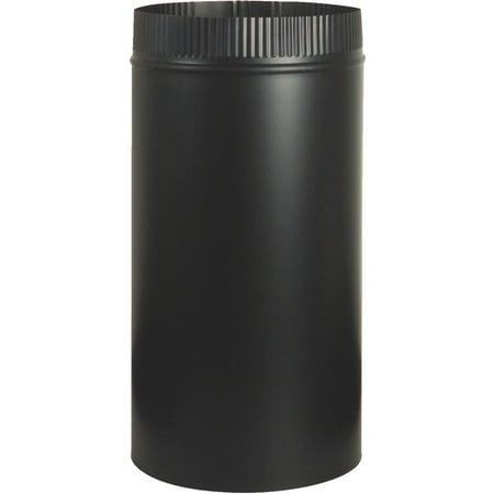 - Imperial Mfg Group 8x12 Black Stove Pipe BM0104