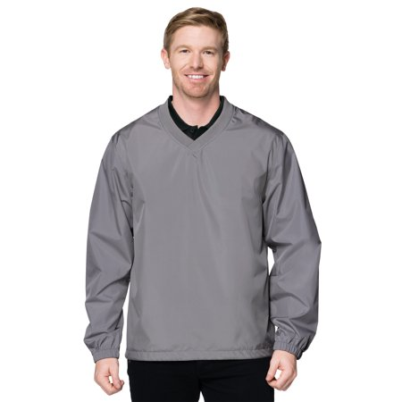 TM Lightweight Windproof/Water-Resistant Polyester Shell Windshirt.