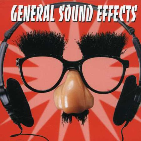 Sound Effects - General Sound Effects [CD] - Halloween Sounds Effects