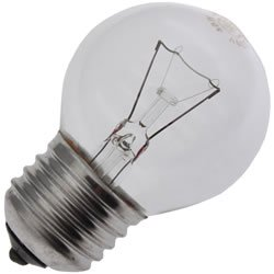Replacement for GE GENERAL ELECTRIC G.E 40G/E27/CL G14 230V 40W E27 replacement light bulb (230v Projector Light Bulb)