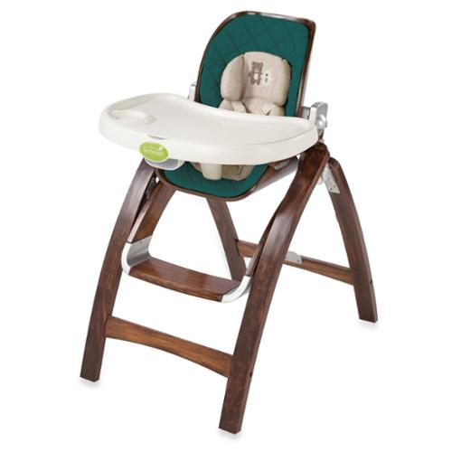Summer Infant Bentwood High Chair - Teal