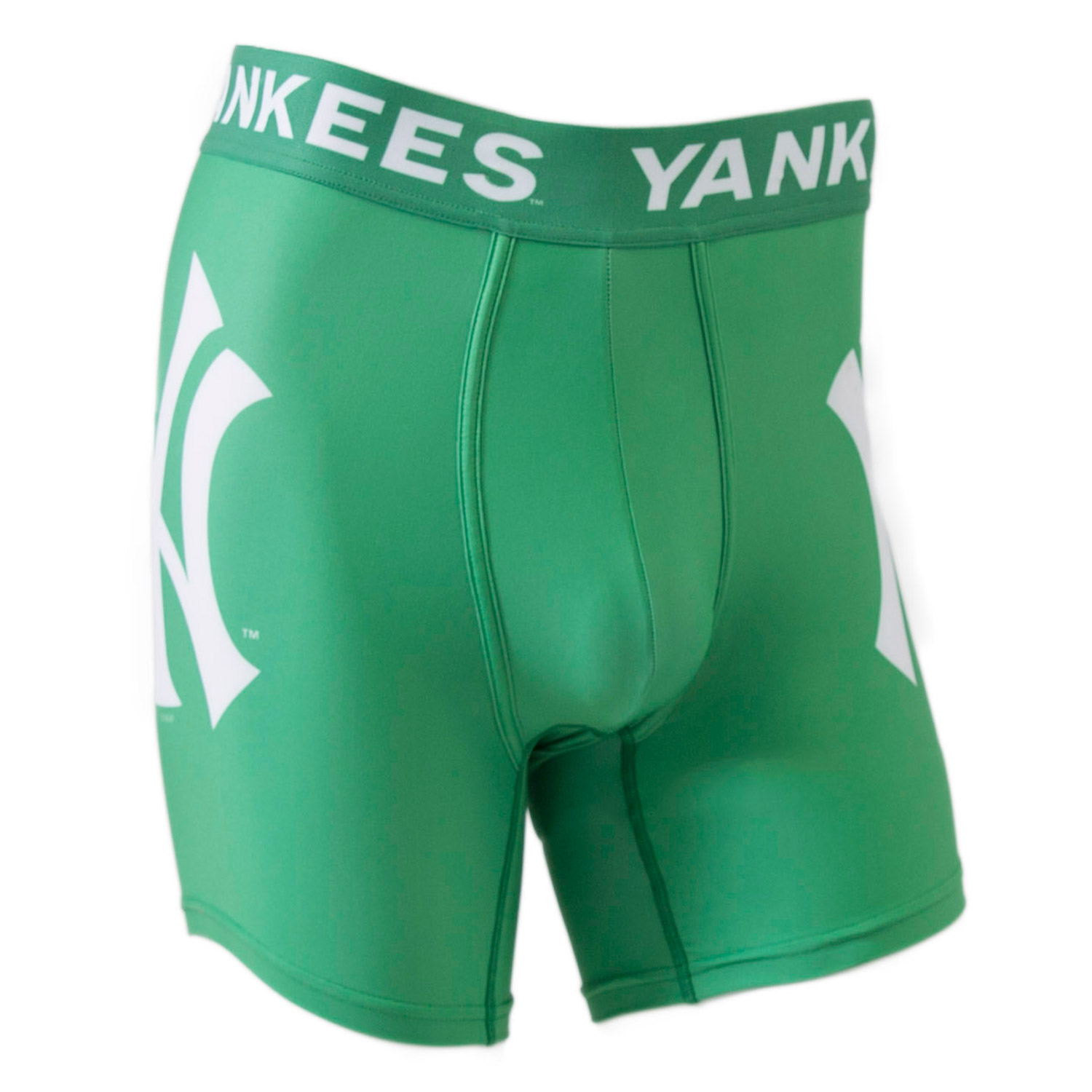 New York Yankees Concepts Sport St. Patrick's Day Boxers - Green