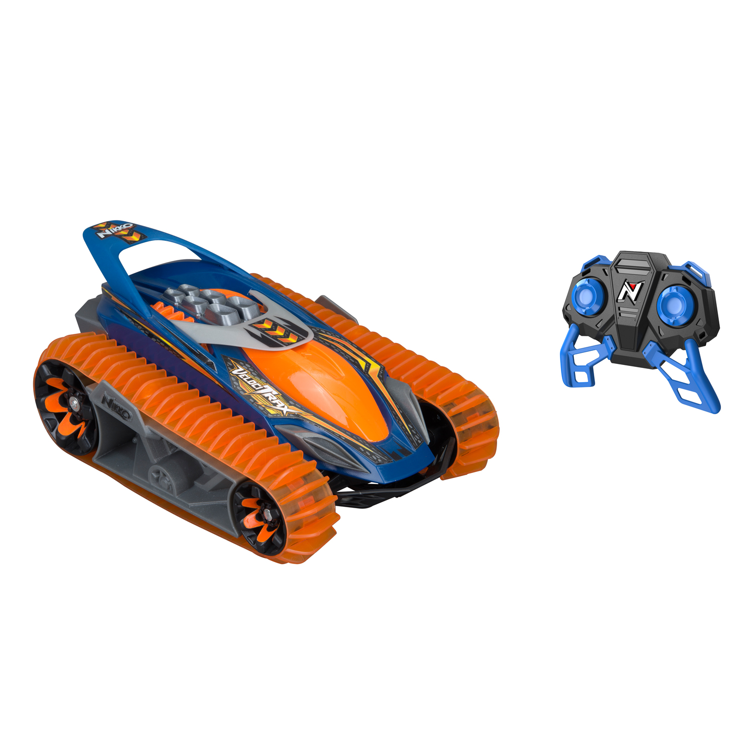 Nikko RC Velocitrax Electric Orange Vehicle