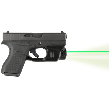 LaserMax Centerfire® Light/Green laser with GripSense for Glock (Best Laser For Glock 43)