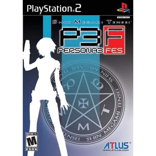 Shin Megami Tensei: Persona 3 FES Video Game: PlayStation 2