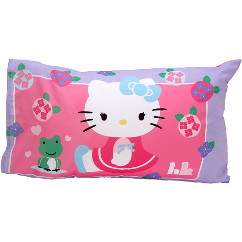 Hello Kitty Springtime Friends 2pc Toddler Bedding Sheet Set