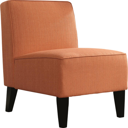Sauder Nilsen Accent Chair Orange  sc 1 st  Walmart & Sauder Nilsen Accent Chair Orange - Walmart.com