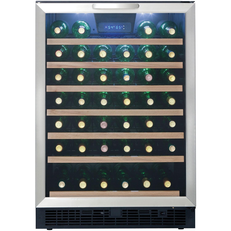 Danby Designer 50-Bottle Wine Cooler