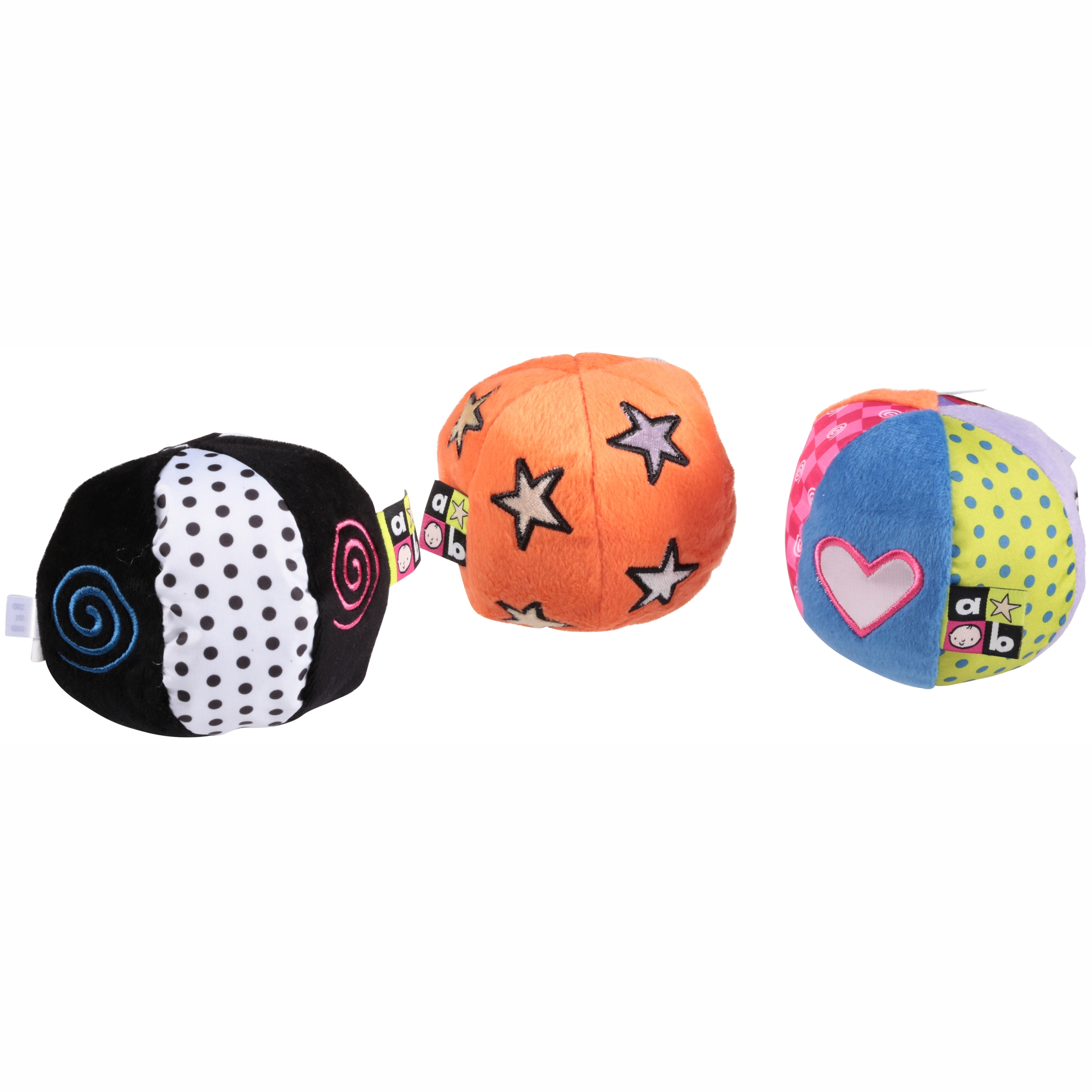 Amazing Baby Sound Balls Box