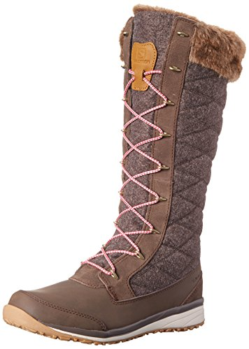 Salomon Women's Hime High Snow Boot by Salomon