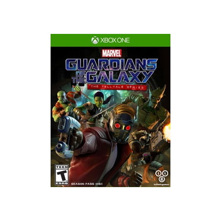 Guardians of the Galaxy: Telltale Series (Season Pass Disc), WHV Games, Xbox One,