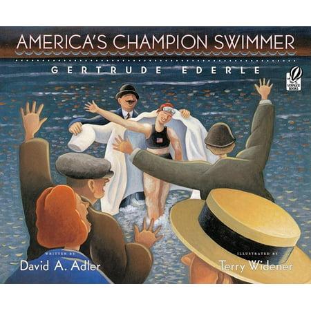 America's Champion Swimmer : Gertrude Ederle