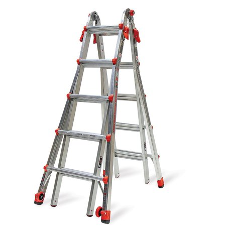 Little Giant Ladder Systems 22 Foot Type IA Aluminum Multi Position LT (Little Giant Rod)