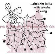 """Woodware Clear Stamps 3.5"""" X 3.5"""" Sheet,"""